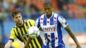 Eredivisie aflopende contracten in 2016