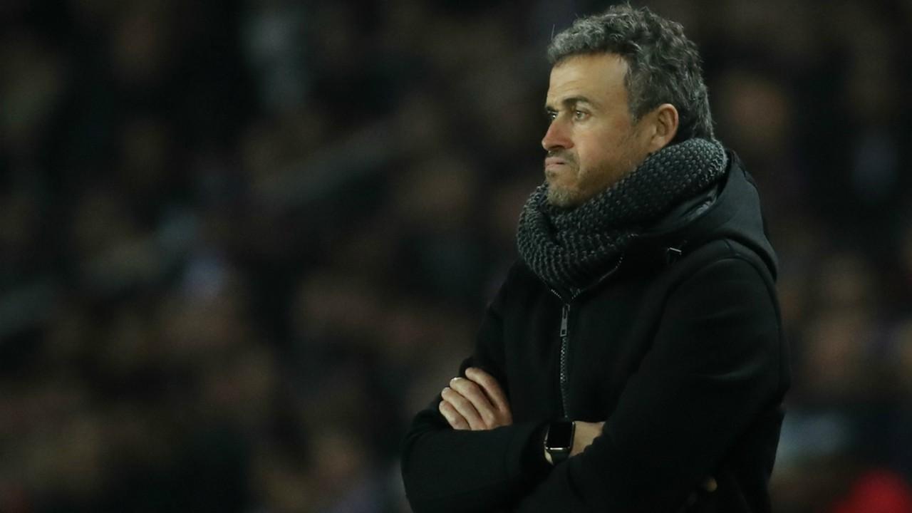 Luis Enrique, Barcelona, Champions League, 02142017