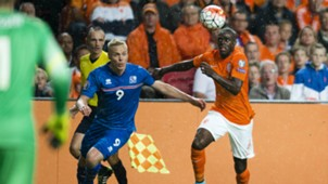 Sigthorsson Martins Indi Netherlands Iceland Euro Qualifier 09032015
