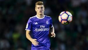 Toni Kroos, Real Madrid, La Liga, 10152016