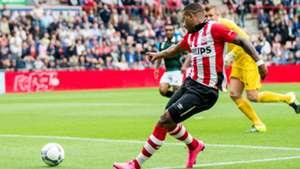 Luciano Narsingh PSV FC Groningen Eredivisie 08162015