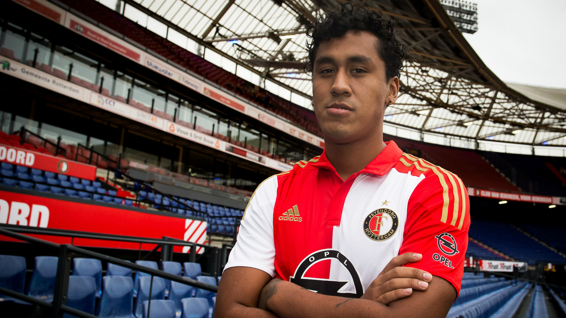 Renato Tapia Feyenoord Eredivisie