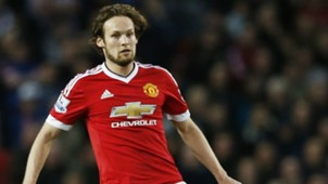 Daley Blind, Manchester United, Premier League, 20160421