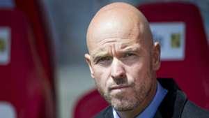 Erik ten Hag, FC Utrecht, Eredivisie, 20160515