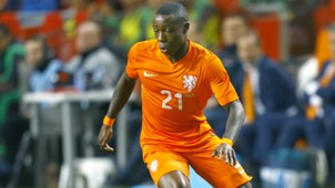 Quincy Promes Spartak Moscow Netherlands Oranje