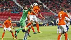 Karim Rekik, Netherlands U21 - Portugal U21