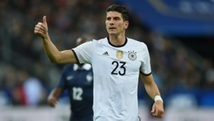 Mario Gomez, Germany, 20151113