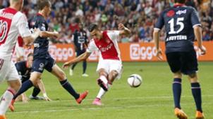 Anwar El Ghazi Opta Eredivisie Team van de Week