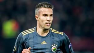 Robin van Persie, Feyenoord - Fenerbahçe, Europa League 12082016