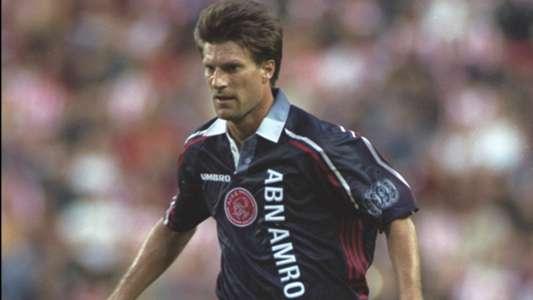 Michael Laudrup Ajax Eredivisie 1997/98