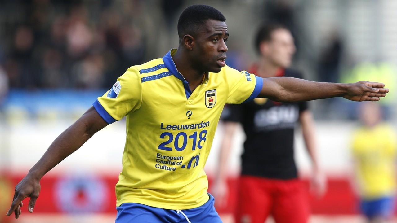 Bartholomew Ogbeche, SC Cambuur, Eredivisie, 20151220