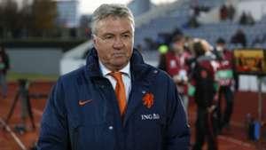 Guus Hiddink, Netherlands