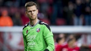 Robbin Ruiter, FC Utrecht, Eredivisie, 11202016