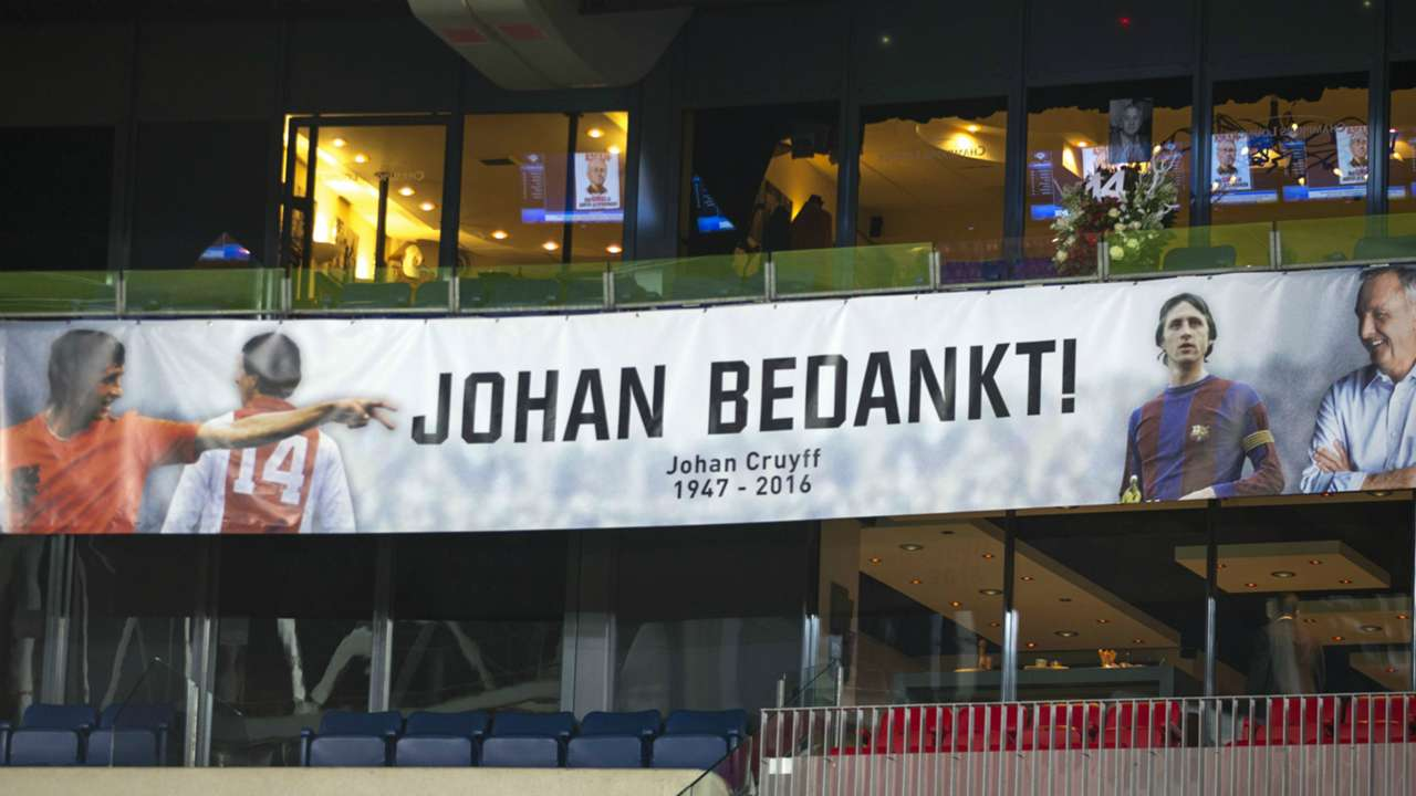 Johan Cruyff Netherlands France Friendly 03252016