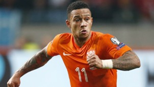 Memphis Depay Netherlands Oranje