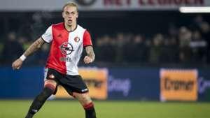 Rick Karsdorp, Feyenoord, Eredivisie, 01212017