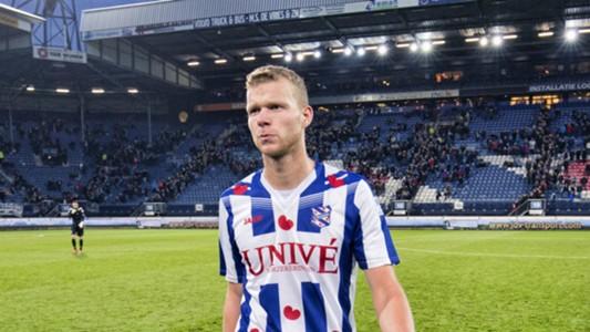 Henk Veerman, sc Heerenveen