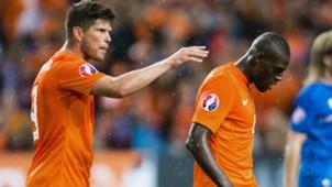 Huntelaar Martins Indi Netherlands Iceland EC Qualifier 03092015