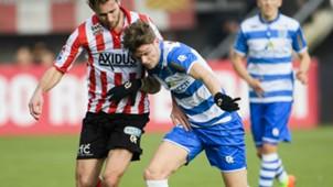 Django Warmerdam PEC Zwolle Eredivisie