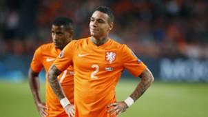 Van der Wiel Narsingh Netherlands Iceland Euro Qualifier 09032015