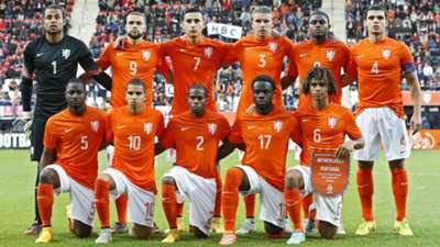 Netherlands U21 - Portugal U21