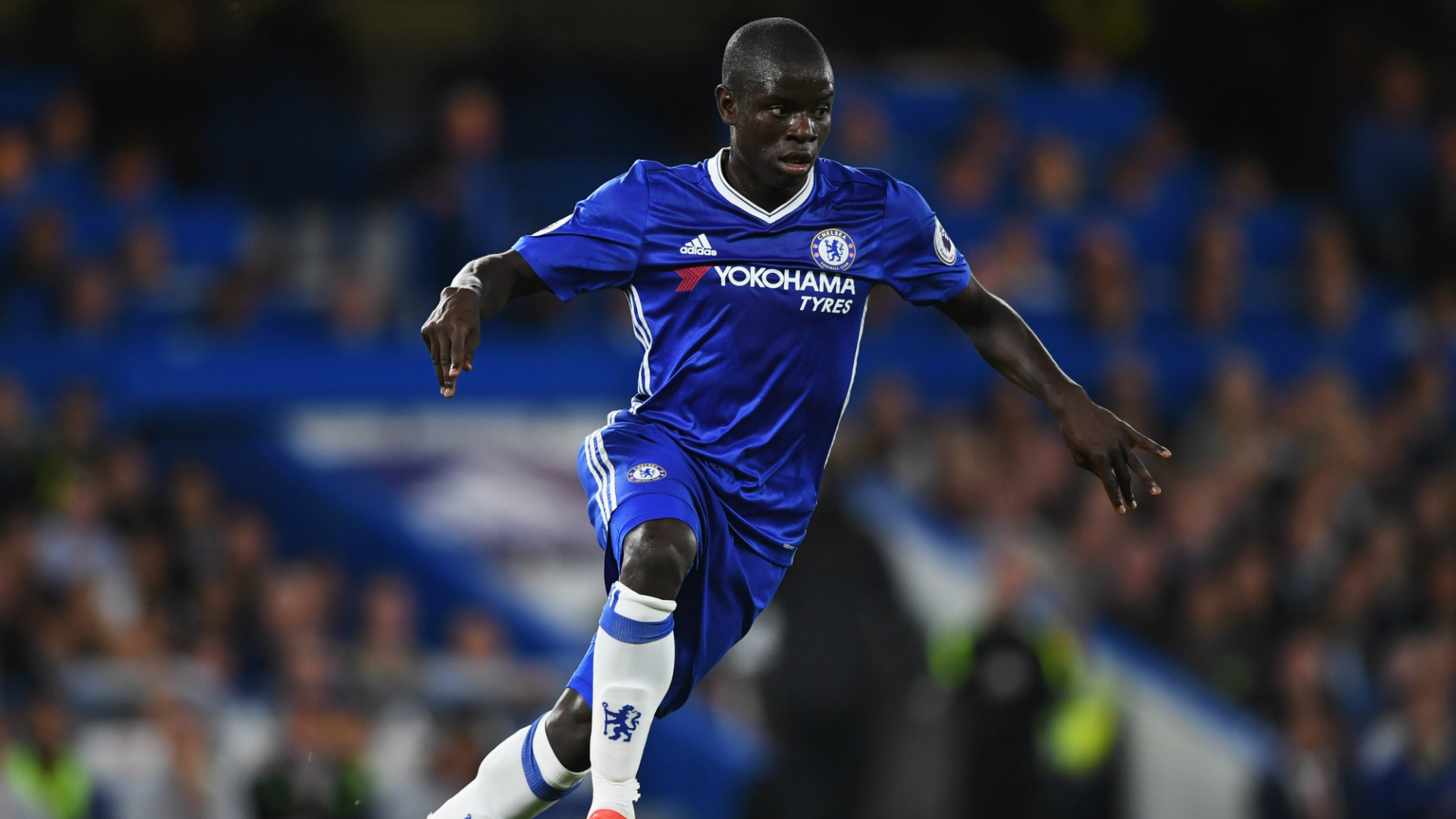 N'Golo Kante, Chelsea, Premier League, 20160916