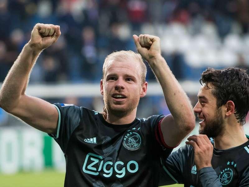 Ajax zonder Klaassen tegen Cambuur in de beker | Goal.com