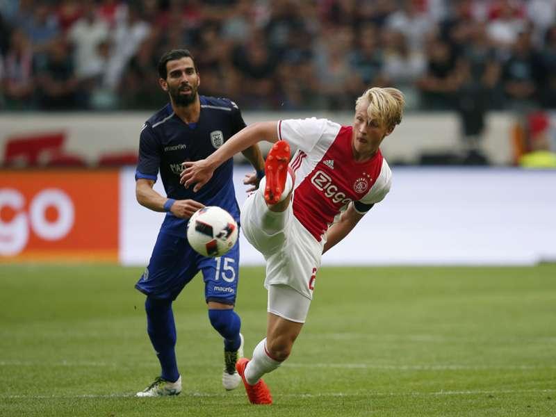 Ajax Paok: Samenvatting: Ajax - PAOK Saloniki