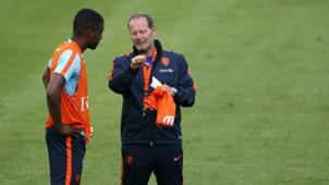 Oranje traint in Wenen