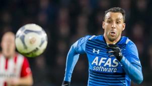 Mounir El Hamdaoui AZ Eredivisie
