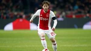 Lasse Schone, Ajax, Eredivisie, 12042016