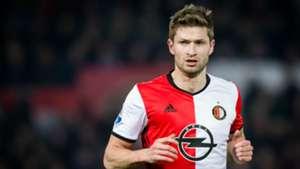 Jan-Arie van der Heijden, Feyenoord, Eredivisie, 01292017