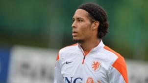 Virgil van Dijk Oranje Netherlands Southampton