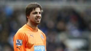Tim Krul Newcastle United Netherlands Oranje