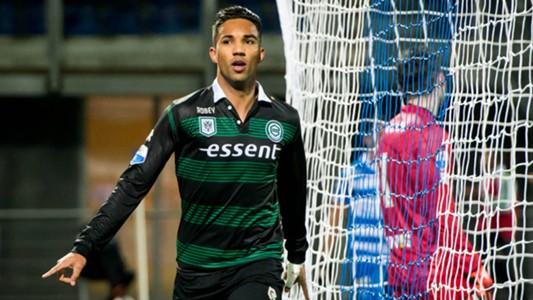 Danny Hoesen, FC Groningen, Eredivisie, 20160130