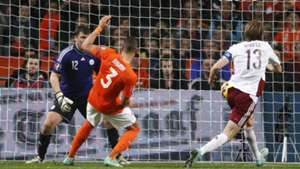 Netherlands Latvia Euro Qualifier 11162014