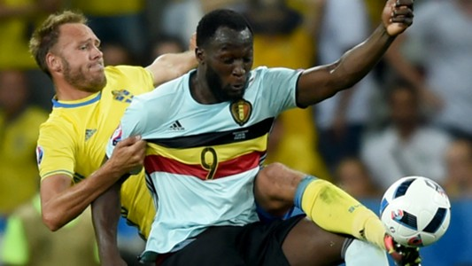 Sweden - Belgium, Euro 2016, Romelu Lukaku