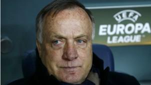 Dick Advocaat, Fenerbahçe - Krasnodar, Europa League 02222017