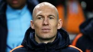 Arjen Robben Netherlands Belgium 11092016