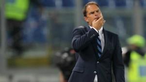 Frank de Boer, Internazionale, Serie A, 20161002