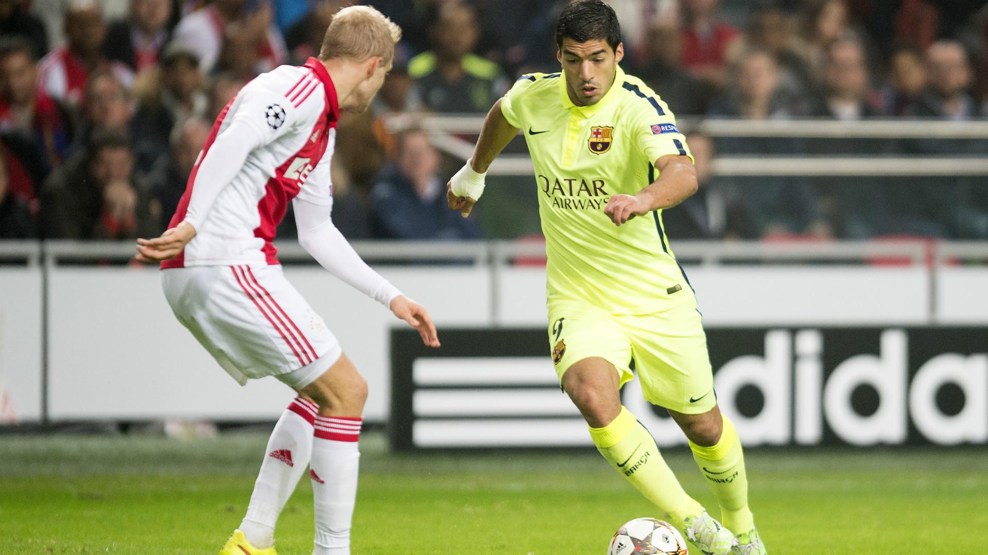 Ajax FC Barcelona UCL 11052014