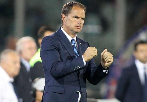 Crystal Palace Frank de Boer  manager