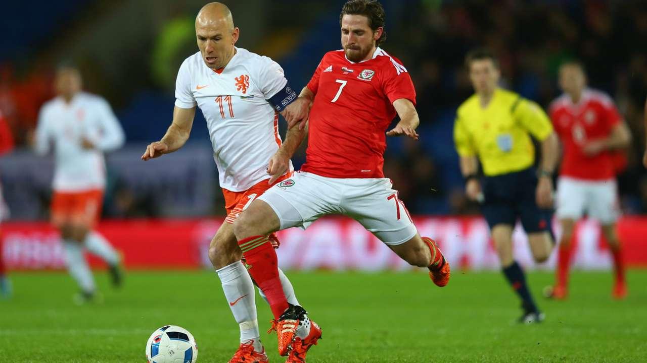 Wales - Netherlands, Friendly, 13112015