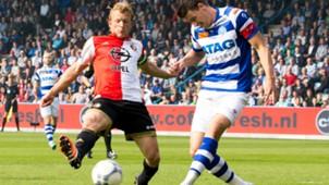Dirk Kuyt, Feyenoord, Eredivisie, 04102015