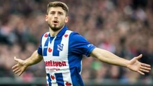 Arber Zeneli, sc Heerenveen, Eredivisie, 10302016