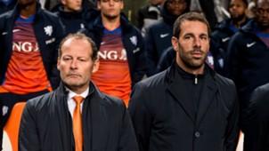 Danny Blind Ruud van Nistelrooy Netherlands Oranje