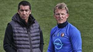 Giovanni van Bronckhorst, Dirk Kuyt, Feyenoord, 01072017