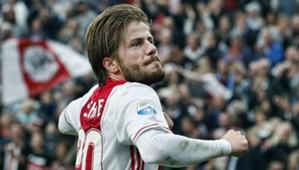 Lasse Schone, Ajax, Eredivisie, 20161002