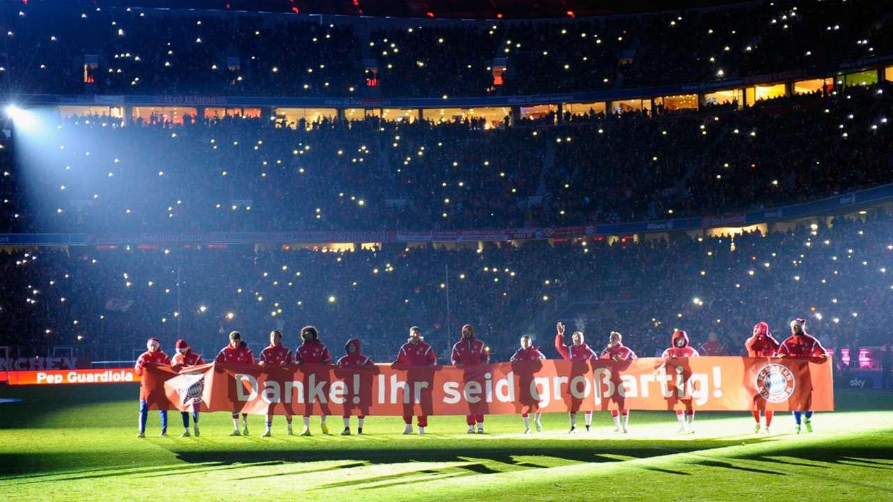 Bayern München SC Freiburg Bundesliga 12162014