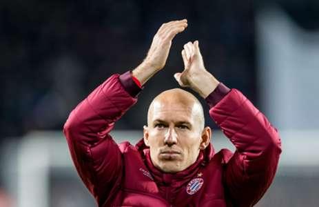 Arjen Robben, PSV - Bayern Munchen, 01112016
